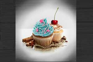 CupCake Cafe - Sandos Cancun - Luxury Experience Resort - All Inclusive