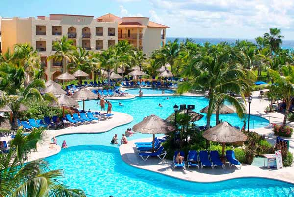 All Inclusive Details - Sandos Cancun
