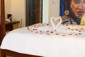 Riviera Junior Suite Family Section - Sandos Playacar Beach Resort & Spa - All Inclusive - Cancun, Mexico